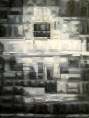Edelit, Öl auf Leinwand, 160 x 120cm, 2013