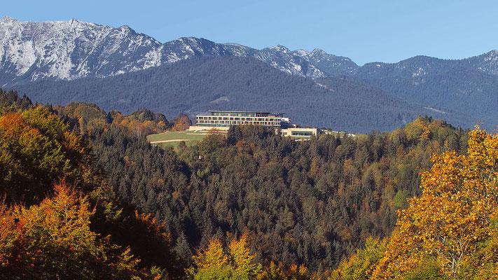 Foto: Berchtesgaden International Resort Betriebs GmbH    |    Freie Trauung Berchtesgaden Trauredner