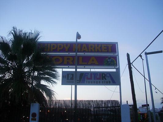 Hippie Markt Gorilla