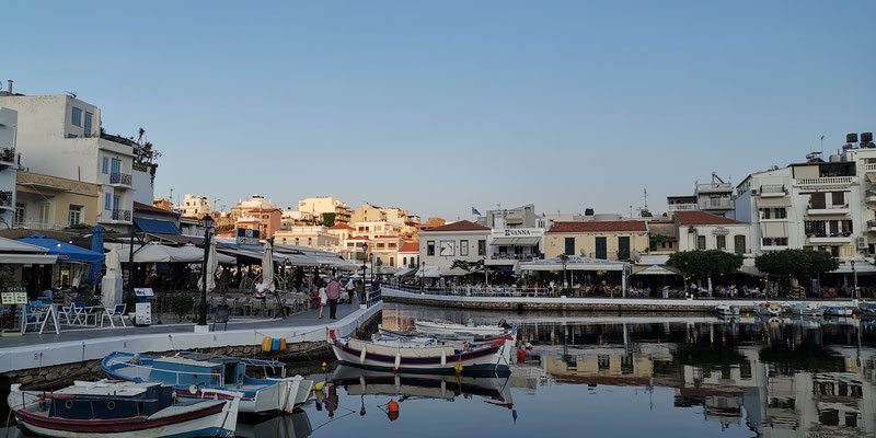 Kleiner Hafen  Agios Nikolaos