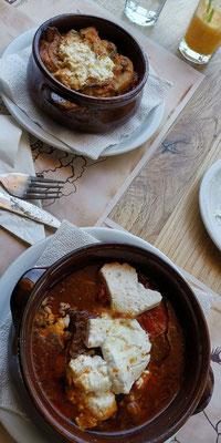 Taverne Spilios Hauptgericht