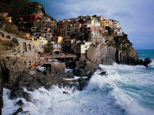 Campania, Landscape