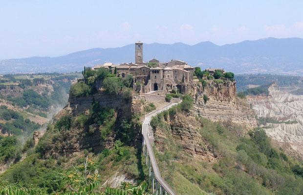 Civita di Bagnoreggio, Viterbo