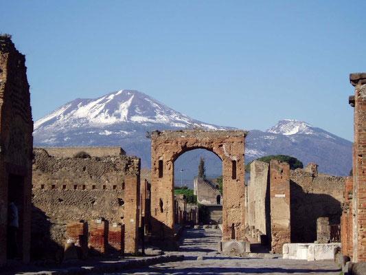 Landscape, Pompei