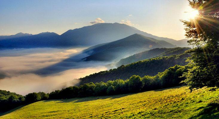 Umbria's landscape