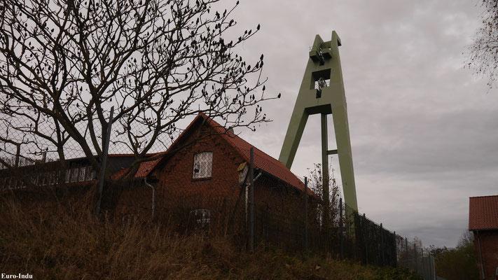 Industriedenkmal Schacht 1