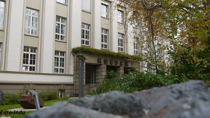 Hoesch-Ein Name für Dortmunder Stahlproduktion