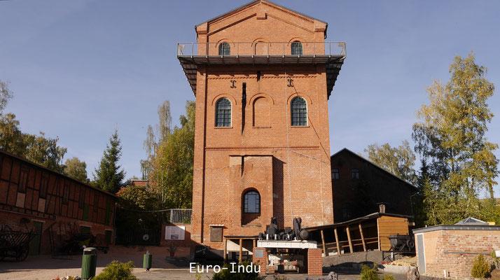 Treibehaus Schacht Morgenstern II