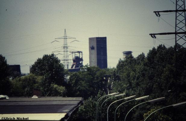 Ansicht von der Uechtingstraße