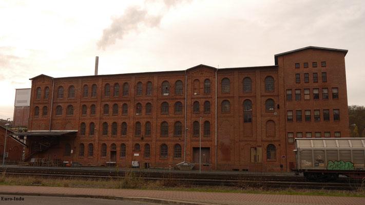 Salzfabrik und Aufbereitung werden heute noch benuzt.