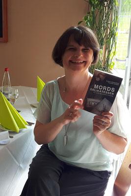 Carolin Wolf, Inhaberin der Buchhandlung Carolin Wolf