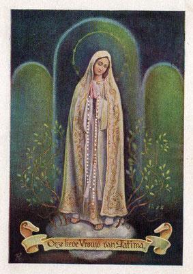 O.L. Vrouw van Fatima