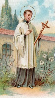 H. Aloysius       21 juni