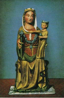 O.L. Vrouw van Renkum XIVe eeuw