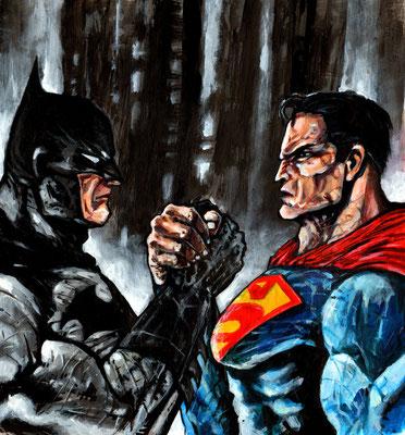 Batman VS Superman  30x34 2015