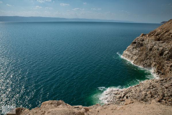 Am Toten Meer.