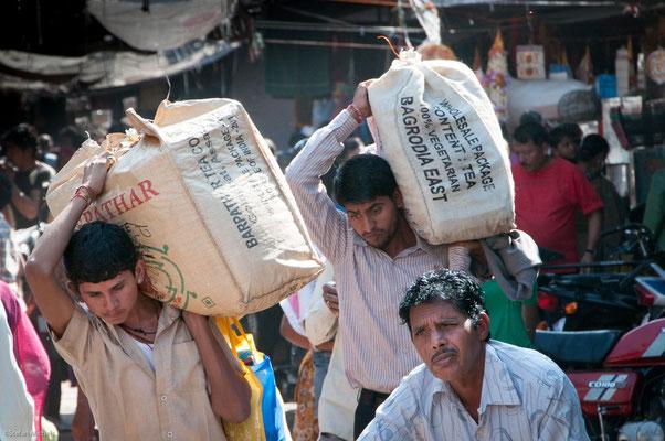 Auf dem Gewürzmarkt, Jodhpur