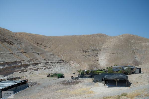 Beduinen in Israel.