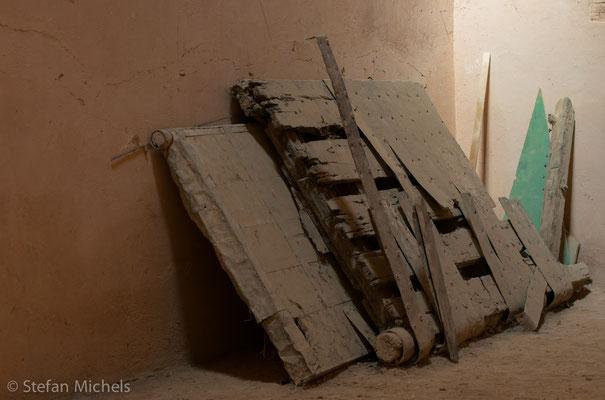 Meknes - Die Almoraviden errichteten im 11. Jahrhundert eine Festung.