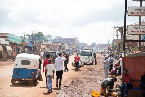 Die Nord-Süd-Verbindung zwischen Äthiopien und Kenia.