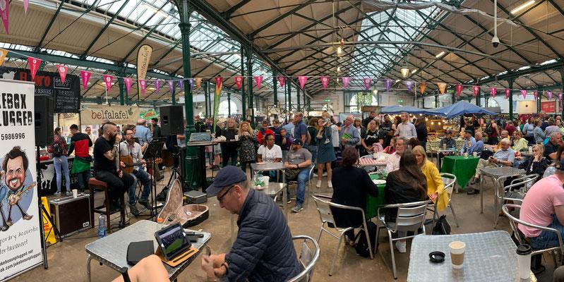 Markthalle in Belfast