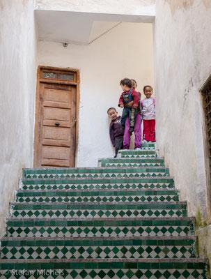 Fès -Sie ist die älteste der vier Königsstädte des Landes (außerdem Marrakesch, Meknès und Rabat).