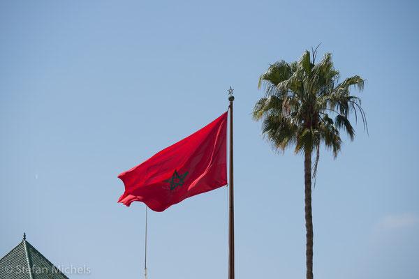 Marokko - 33 Mio. Einwohner auf einer Fläche, mit Westsahara doppelt so groß wie Deutschland.