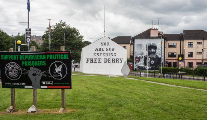 Infolge des Blutsonntags verschärfte sich der Nordirlandkonflikt deutlich, die IRA verübte mehrere Anschläge als Racheakte.