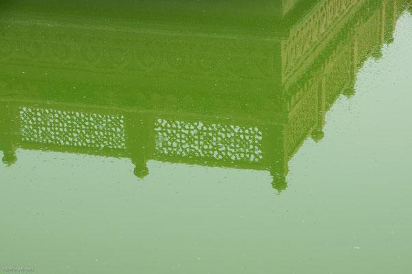 Königspalast in Fatehpur Sikri,