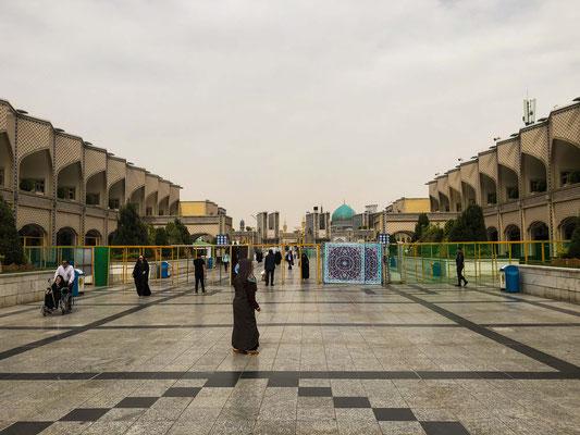 Maschhad ist ein politisches und religiöses Zentrum, das jährlich von mehr als 20 Millionen Touristen und Pilgern besucht wird