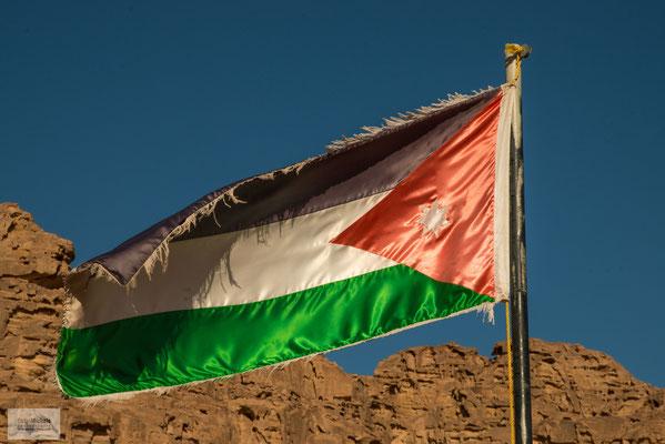 Weiter nach Jordanien.