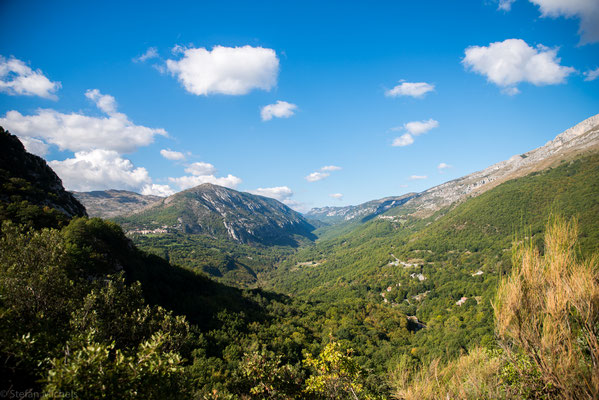 Im Hinterland von Vence - zum Col du Vence (961m)