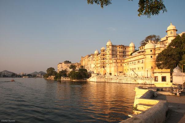 Udaipur am Pichola-See