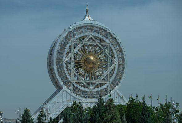 Das voll klimatisierte größte Indoor- Riesenrad der Welt.