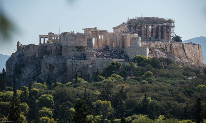 Nach dem Sieg über die Perser wurde Athen als Vormacht des Attischen Seebundes ab 448 v. Chr. unter Perikles zum Zentrum der hellenischen Welt.