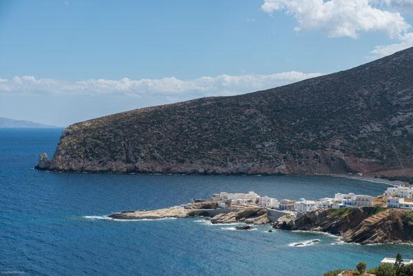 Appolonas auf Naxos