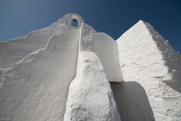Die erste Kapelle Agii Anargyri stammt aus dem Jahre 1425.