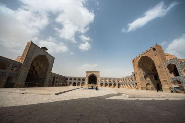 Freitagsmoschee in Isfahan.