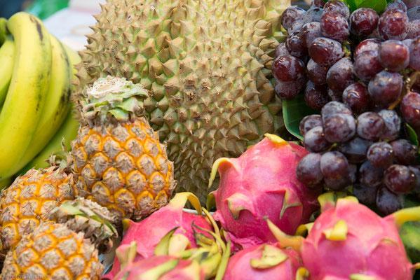 Gemüse, Früchte..
