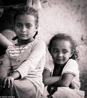 Lalibela - Kindersegen.