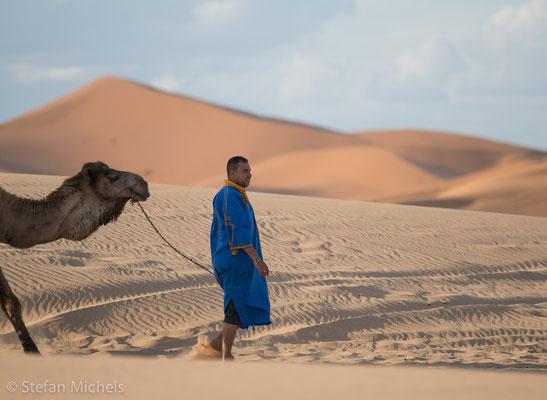 """Sahara -Die antiken Römer nannten das Land südlich von Karthago Terra deserta, also """"verlassenes Land""""."""