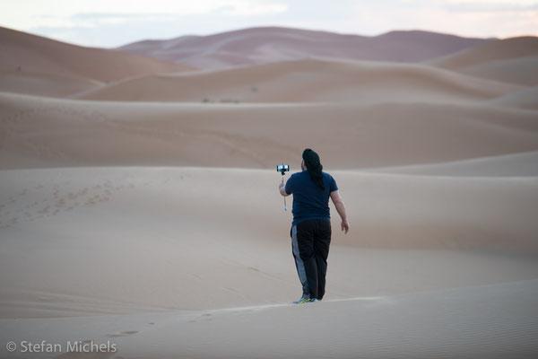 Sahara - Selfie