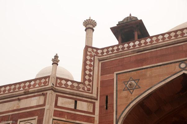 Grabmal des Herrschers Humayun, Delhi