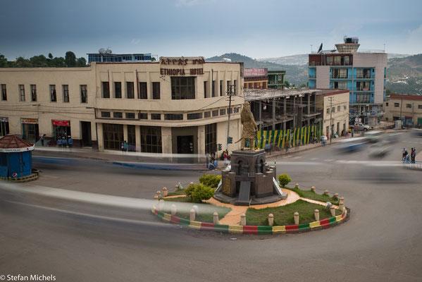 Gondar - 220.000 Einwohner.