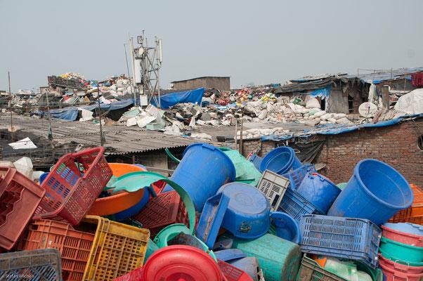 Plastiklager