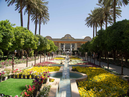 Afif-Abad-Garten.