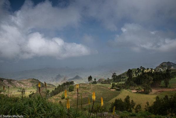 """Im Simien-Gebirge wird schnell und auf beeindruckende Art deutlich, warum dieses Land auch als das """"Dach Afrikas"""" bezeichnet wird."""