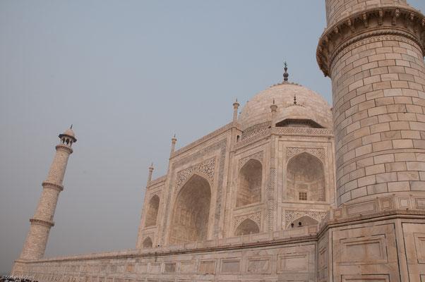 Taj Mahal, sollte im 19. Jahrhundert stückweise auf Auktionen in England verkauft werden
