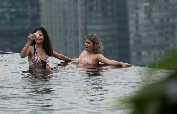 Das Resort wurde von Architekt und Harvard-Professor Mosche Safdie entworfen.
