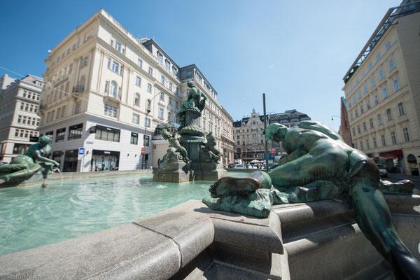 Im Herbst 1956 nahm Wien viele Ungarn auf, die nach dem gescheiterten Aufstand gegen das kommunistische Regime nach Westen geflohen waren.